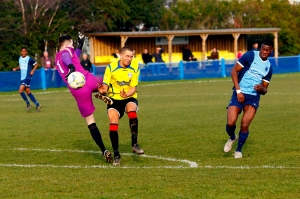 12/03/2016 Spelthorne Sports v Guildford City FC