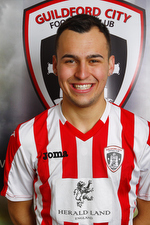 27/02/2016 Guildford City FC Head & Shoulder Photographs Chad GOULTER