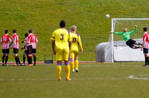28/03/2016 Guildford City FC v Sutton Common Rovers.