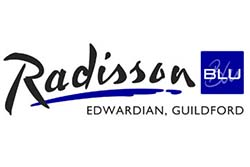 Guildford City Sponsor Radisson