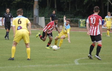 Guildford City 2 Badshot Lea 0: MatchReport