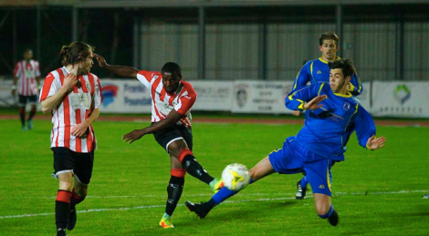 Guildford City 5 Raynes Park Vale 1: Match Report