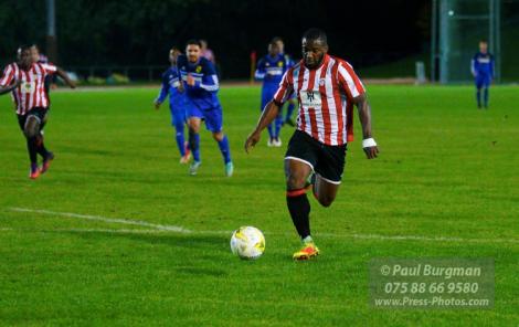 Guildford City 1 Westfield 1: MatchReport