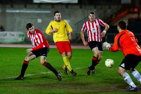 Guildford City 1 Raynes Park Vale 2: Match Report
