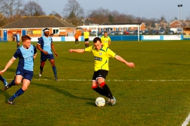 12/03/2016 Spelthorne Sports v Guildford City FC