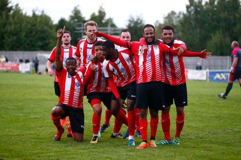 Guildford City 3 Newport IOW 0: MatchReport