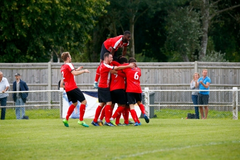 Guildford City 4 Camberley Town 0: MatchReport