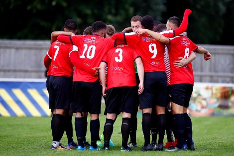 Guildford City 1 Chertsey Town 1: MatchReport