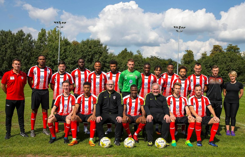 Guildford City FC Squad 2017/2018
