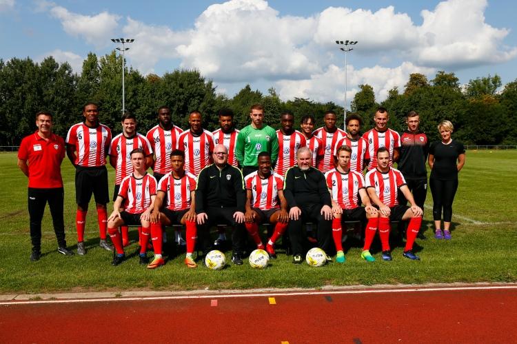 02/09/2017 Guildford City FC v Knaphill FC FA Cup.