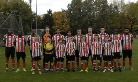 Guildford City 2 Colliers Wood 2 (3-5 pens): MatchReport