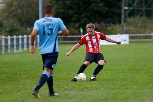18/08/2018 Guildford City FC v Spelthorne Sports FC. City beat Spelthorne 2-1