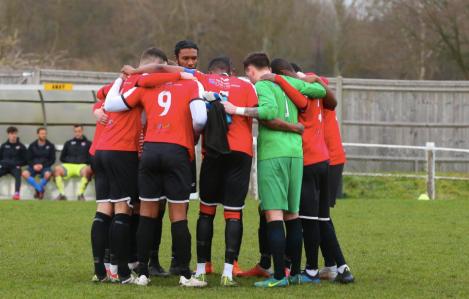 Guildford City 0 CB Hounslow United 2: MatchReport