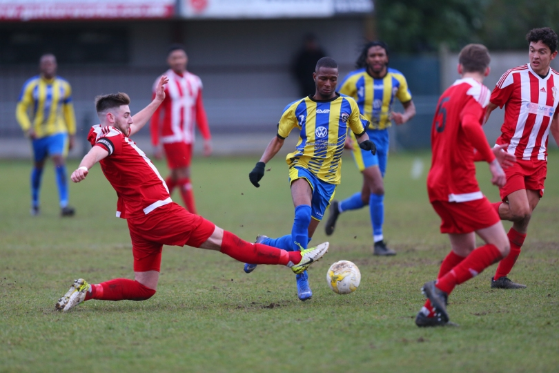 09/02//2019 Redhill v Guildford City
