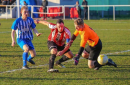 Guildford City 1 AFC Hayes 4: Match Report