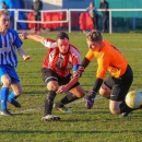 Guildford City 1 AFC Hayes 4: MatchReport