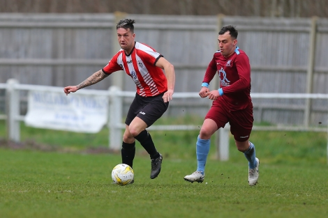 Guildford City 0 Horley Town 1: Match Report