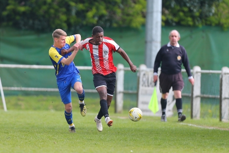 Guildford City 0 Raynes Park Vale 2: Post Match Interview