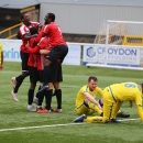 Sutton Common Rovers 3 Guildford City 4: MatchReport